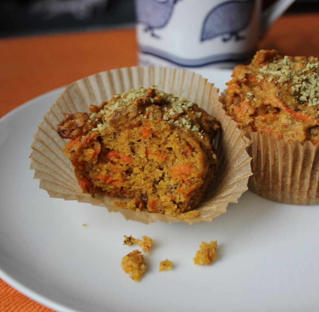 Gluten Free Carrot Cake Recipe Uk