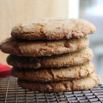 Bacon Molasses Cookies
