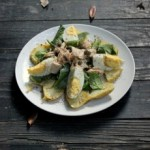 Salade Nicoise with Lemon & Olive Dressing