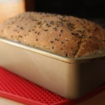 Making Peace with Gluten, Part One {Gluten Free Sandwich Loaf}