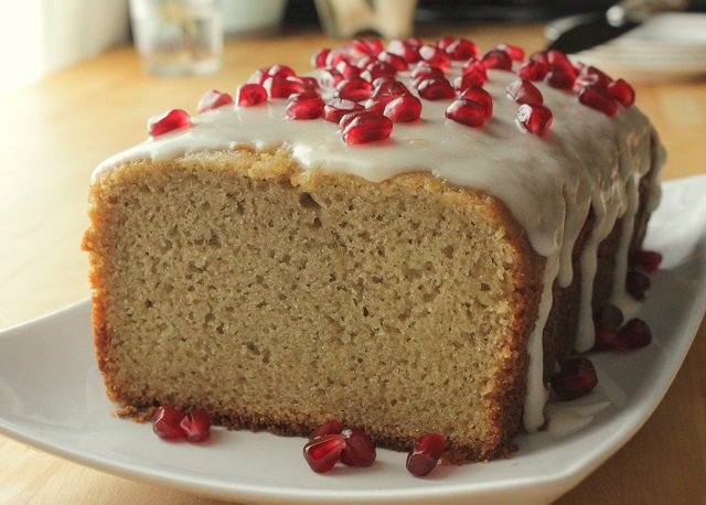 The Best Eggnog Cake Recipe