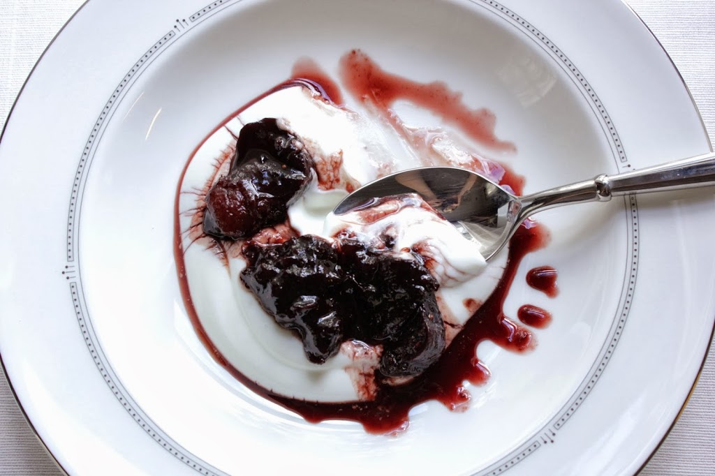 ... cherries in red wine syrup recipes dishmaps cherries in red wine syrup