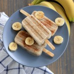 {Vegan} Banana Bread Pops