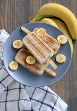 banana bread pops