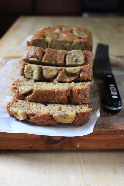 Gluten Free Banana Cake Recipe Uk
