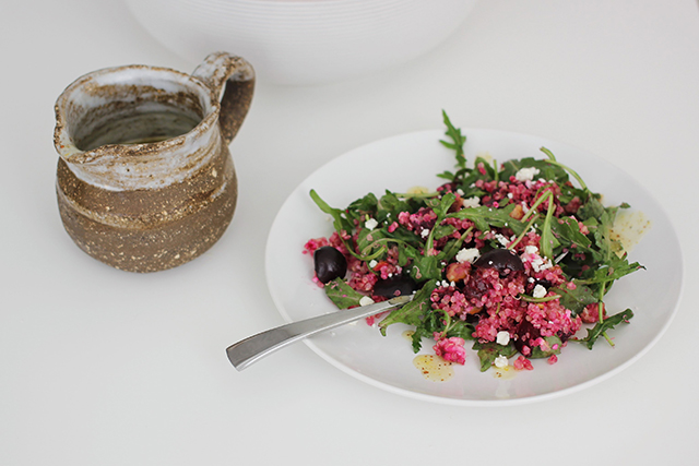 Cherry Beet and Quinoa Salad 3 640px