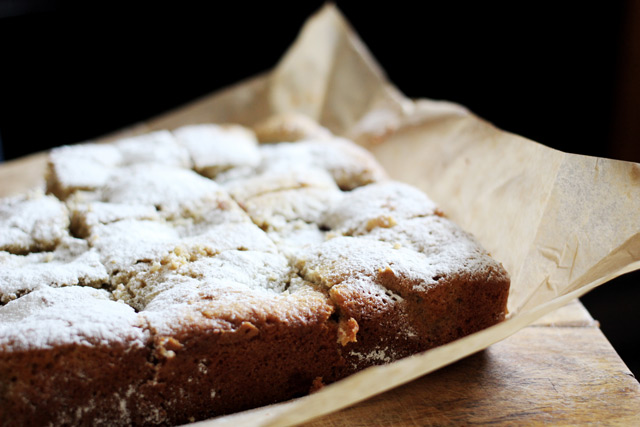 Plum Coffee Cake Recipe Sour Cream